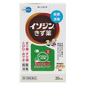 【第3類医薬品】イソジンきず薬30mL/外傷薬