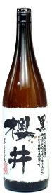 芋焼酎 黒櫻井 25度 1800ml − 櫻井酒造