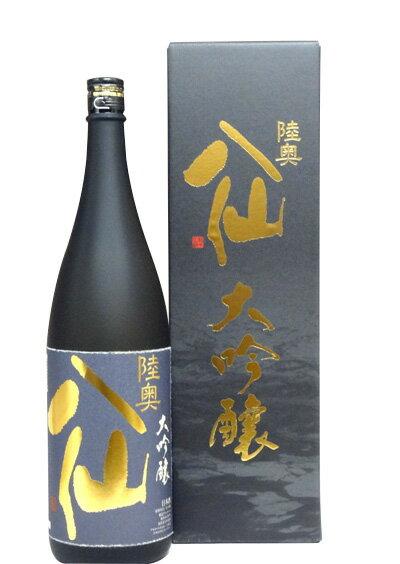 陸奥八仙 大吟醸 1800ml − 八戸酒造