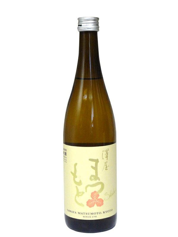 澤屋まつもと 守破離(しゅはり) 純米 五百万石 1800ml − 松本酒造