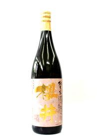 芋焼酎 おまち櫻井 25度 1800ml − 櫻井酒造