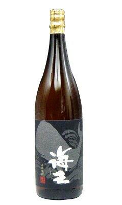 芋焼酎 海王 25度 1800ml − 大海酒造