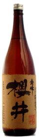 芋焼酎 金峰櫻井 25度 1800ml − 櫻井酒造