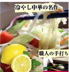 冷やし中華 レモン風味 冷やしラーメン 冷やし中華10食 ramen 麺類つけ麺ラーメン 送料無料 高級ご当地ラーメンセット