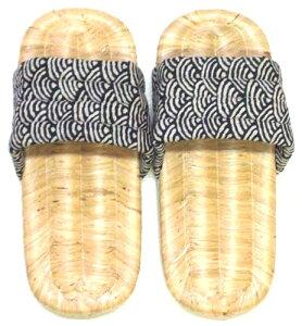 日本製 大分県 伝統的特産品大分県日田 竹皮サンダル(L) 4種類