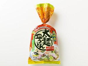 太麺皿うどん2食スープ付(金蝶ソース付)