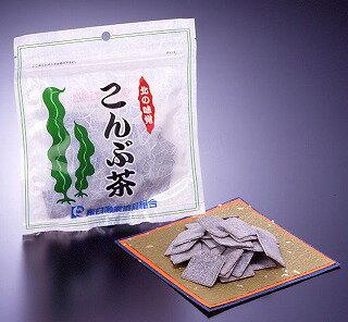 【昆布茶】【北海道産昆布使用】【羅臼漁業協同組合】【角切りこんぶ茶】【ネコポス発送】こんぶ茶・60gx3袋 粉末ではありません。