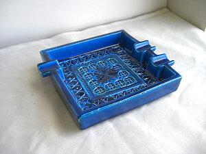 【送料無料】【即納可!!】再入荷しました♪ビトッシ イタリア製 陶器 灰皿角型BITOSSI インテリアフラビア フラヴィア アルド ロンディ