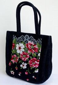 【送料無料!!】【即納可!!】新入荷しました♪フェイラー 日本製 シェニール織 バッグFEILER アリエッタ ハンドバック ARIE
