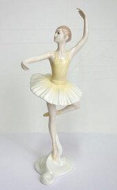 【即納可!!】再入荷しました♪リヤドロ風 磁器 人形 バレリーナ ポースレンバレエ ポーセレン