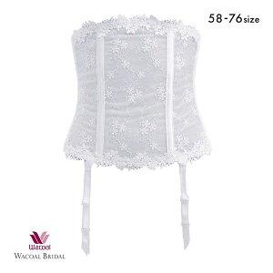 (ワコール)Wacoalワコールブライダルウエストニッパー【補正下着ニッパー】【Bridal_10_ウエストニッパー】