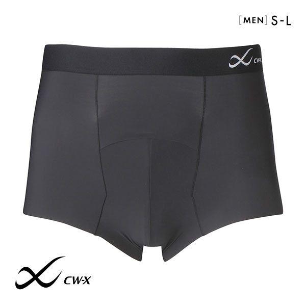 25%OFF【メール便(10)】 (シーダブルエックス)CW-X Mens HSO500 立体パターン ボクサーショーツ はきこみ普通・ショート丈 メンズ