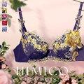 HIMICO薔薇の甘い誘惑を閉じ込めたRosaGiardinoブラジャーBCDEF003series単品