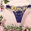 【メール便(3)】【送料無料】 HIMICO 薔薇の甘い誘惑をそっと閉じ込めた Rosa Giardino ショーツ Tバック ソング タン…