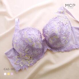 15%OFF【送料無料】 (モンシェルピジョン)Mon cher pigeon (ティアム)TIAM ブラジャー GHI グラマーブラ 大きいサイズ 単品 レディース