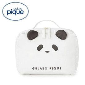(ジェラートピケ)gelato pique パンダおむつポーチ ジェラピケ ジャバラ レディース