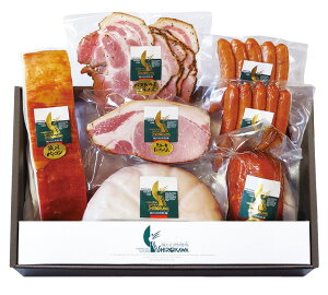 ご贈答に 冷凍肉不使用【送料無料】特選ギフトセット 愛媛県産素材を使用 4種類総重量1.5kg