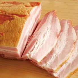 城川ベーコンミニ180g【冷凍肉未使用】愛媛県産の素材を使用