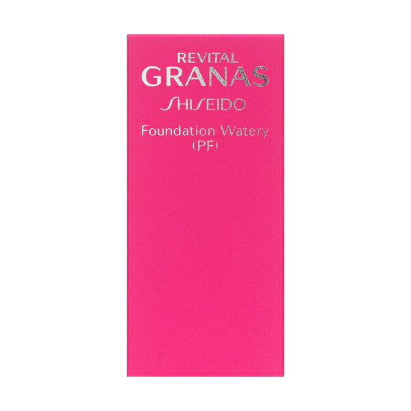 【送料無料】 資生堂 リバイタル グラナス ファンデーション ウオータリー (PF) オークル20