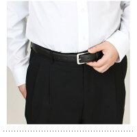 【メール便で送料無料】大きいサイズ大寸140cmまで対応ベルト巾30cm本革ビジネスベルト男性メンズブラック本牛革カジュアルレザー/●oth-ux-be-1843【ベルト】【Belt】【メール便対応】【5】