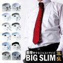 ワイシャツ 大きいサイズ 3L 4L 5L 長袖 メンズ Yシャツ イージーケア BIG 形態安定 安い ゆったり sun-ml-sbu-1132 …