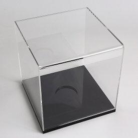 ディスプレイ用プラスチッククリアケース バレーボールサイズ 保管ケース ギフト用