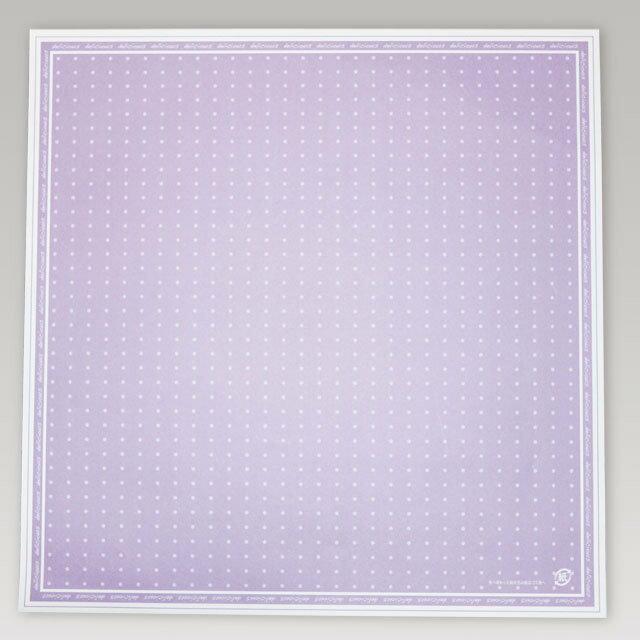 クレープ包装紙 デリシャスR柄(四角) 3,000枚