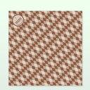 【ラミ加工】クレープ包装紙(四角L)ブラウン 3,000枚