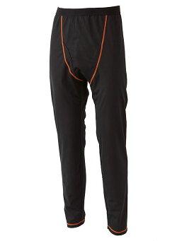 高い防風効果と透湿性で暖かくて快適!MORITOミッドインナープラスレイヤー男性用ボトムス防寒インナー重ね着専用