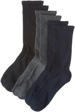 銀マジック抗菌消臭銀イオン靴下先丸ソックス3足組男性用No.320時間がたってもニオイとムレが気になりにくい人気の銀マジックソックスです。靴下ソックスPAXASIAN★レビュー記入プレゼント対象商品★