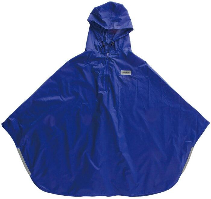 KAWANISHI 4201 撥水ポンチョ 超撥水仕様で風や水しぶきなどから体を守ります。 雨合羽 レインウェア レインコート レインスーツ