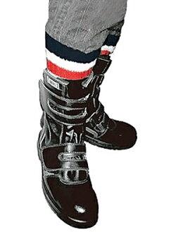 S-793ウール混太編みソックス30cm先丸2足組内側ウール混太編みパイル仕様の靴下です。靴下ソックス防寒靴下冬用靴下★レビュー記入プレゼント対象商品★