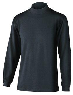 抜群の保温性と動きやすいストレッチ素材を使用した防寒アンダーシャツです。JW-149BTサーモ長袖ハイネックシャツ防寒シャツインナーシャツおたふく手袋★レビュー記入プレゼント対象商品★