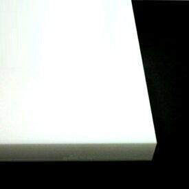 日本製 カナセライト アクリル板 白 (キャスト板) 厚み 15mm 380×820mm ★縮小カット1枚無料 カンナ・糸面取り仕上★ (業務用) レーザーカット可