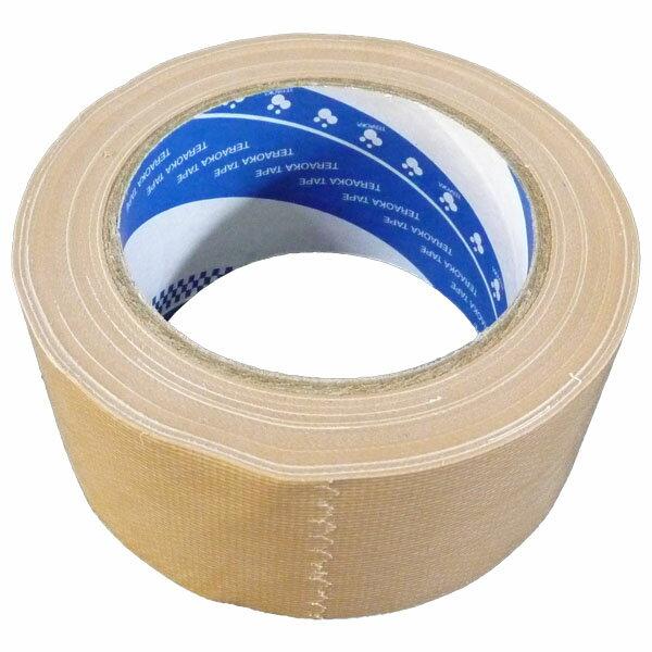 寺岡 布テープ(No.1532) 50mm幅×25m巻 1巻 (sj)