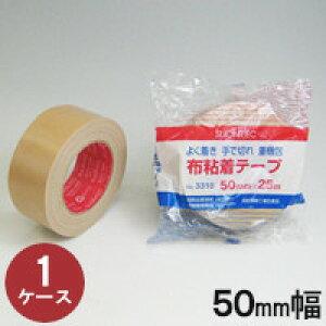 【法人様宛限定商品】布テープ スリオンテック No.3310 50mm幅×25m巻 1ケース(30巻入)(HK)