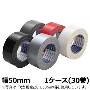 古藤工業 布テープ No.801カラー 幅50mm×長さ25m×厚さ0.32mm 30巻入×1ケース(HK)