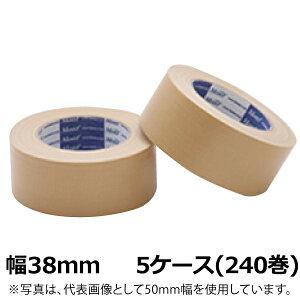 古藤工業 布テープ No.841 幅38mm×長さ25m×厚さ0.3mm 30巻入×5ケース(HK)