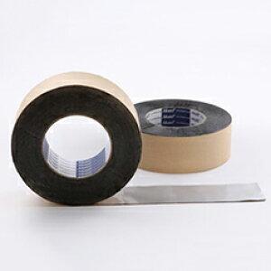 古藤工業 片面防水気密テープ No.412 (シルバー)幅50mm×長さ20m×厚さ0.50mm (16巻入)【ケース売り】(HK)