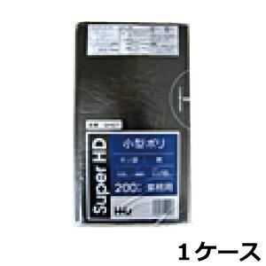 《法人様宛限定》ポリ袋 HHJ GH07 黒7L 0.01mm×320mm×380mm 6000枚/ケース