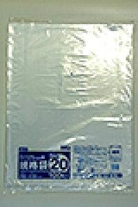《法人様宛限定》規格袋 HHJ JM20 透明 規格袋20号 0.025mm×460mm×600mm 計7500枚/5ケースセット