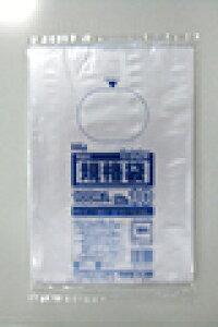 《法人様宛限定》規格袋 HHJ JT10 透明 規格袋10号 0.020mm×180mm×270mm 12000枚/ケース