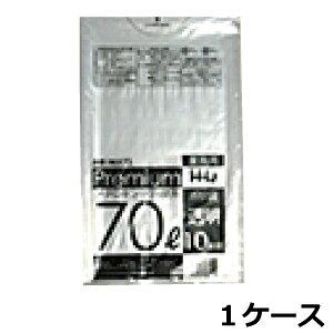 《法人様宛限定》食品検査適合ポリ袋 HHJ MX73 透明70L 0.032mm×800mm×900mm 500枚/ケース