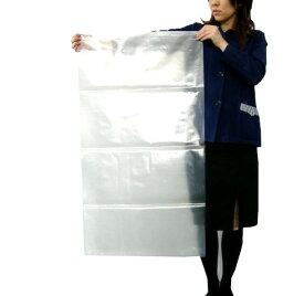 再生透明ポリ袋(ビニール袋) (厚手)0.08mm×550mm×1020mm (透明)100枚 【当店製造品】 |袋 ナイロン袋 厚手 ゴミ袋 梱包 丈夫