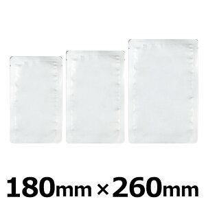 明和産商 バリアー性レトルト用(130℃)アルミ三方袋HAタイプ HA-1826H180mm×260mm 1ケース1500枚入