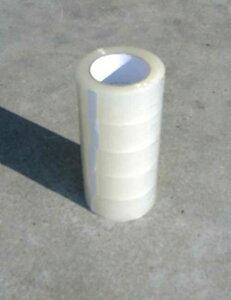 ラップイン OPPテープ No.55 48mm×100m巻き(透明) 5巻セット(HA)