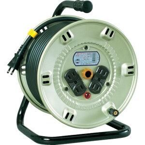 日動 電工ドラム 標準型100Vドラム 2芯 30m 《発注単位:1台》(OB)
