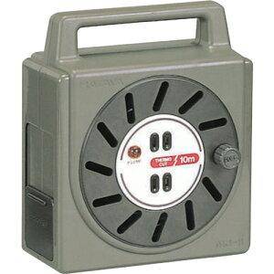 ハタヤ 温度センサー付コードリール単相100V10M 《発注単位:1台》(OB)