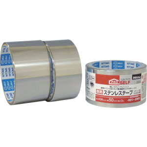 ニトムズ 耐熱ステンレステープ38 《発注単位:1巻》(OB)