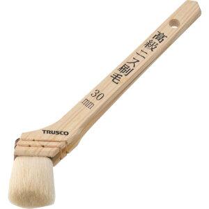 【ポイント3倍!5/15まで】 TRUSCO 高級ニス刷毛 10号 《発注単位:1本》(OB)